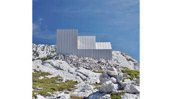 Alpine Shelter Skuta by OFIS arhitekti and AKT II and Harvard GSD Students 6
