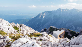 Alpine Shelter Skuta by OFIS arhitekti and AKT II and Harvard GSD Students 7