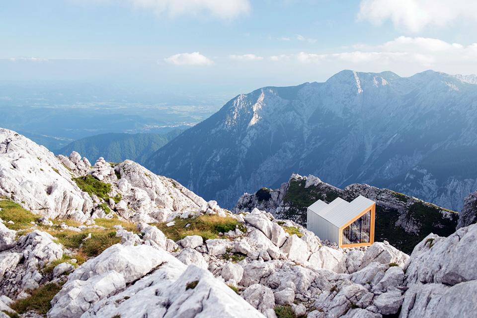 Alpine Shelter Skuta by OFIS arhitekti and AKT II and Harvard GSD Students 7