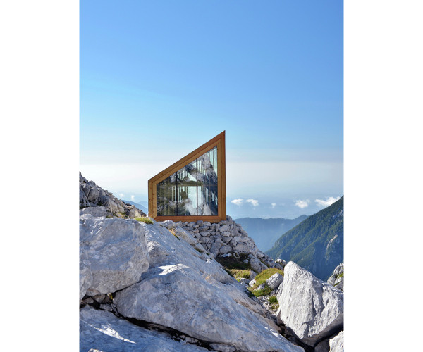 Alpine Shelter Skuta by OFIS arhitekti and AKT II and Harvard GSD Students 8