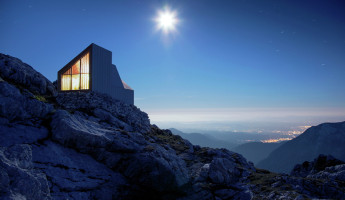 Alpine Shelter Skuta by OFIS arhitekti and AKT II and Harvard GSD Students 9