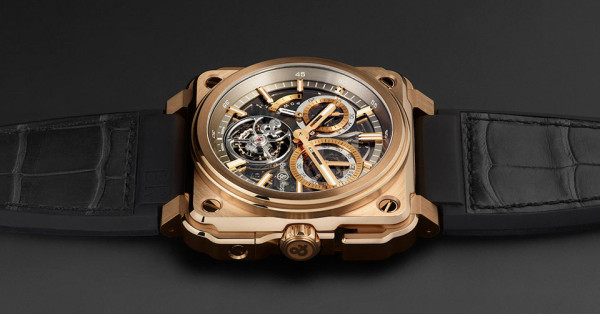 Bell and Ross BR X1 Chronograph 1 600x314 Elegant Exposure: Bell and Ross BR X1 Chronograph Tourbillon has Nothing to Hide