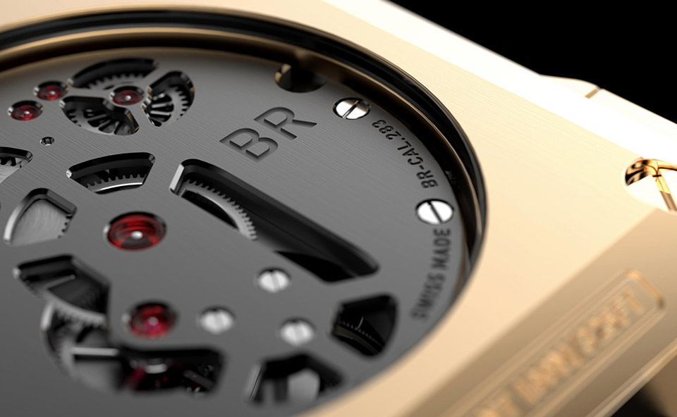 Bell and Ross BR-X1 Chronograph 2
