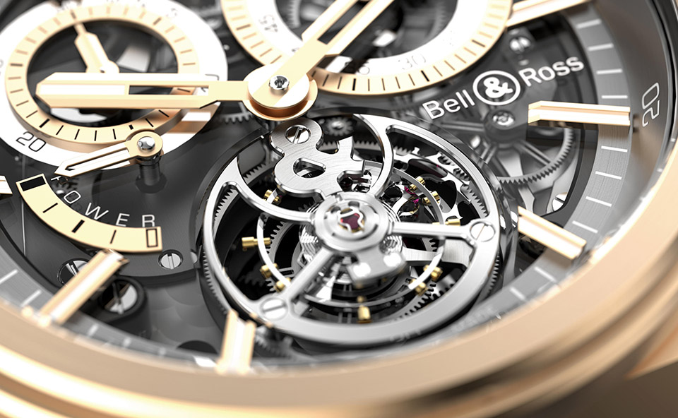 Bell and Ross BR-X1 Chronograph 3