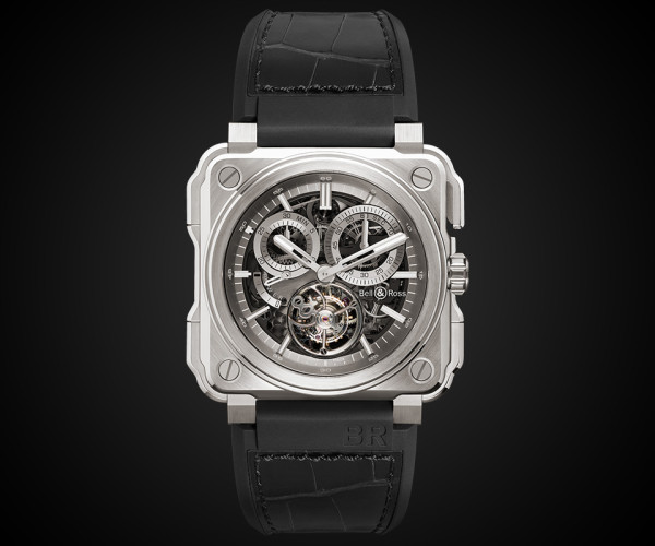 Bell and Ross BR X1 Chronograph 4 600x500 Elegant Exposure: Bell and Ross BR X1 Chronograph Tourbillon has Nothing to Hide