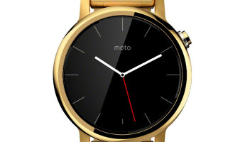 New Motorola Moto 360 Android Wear Watch 4