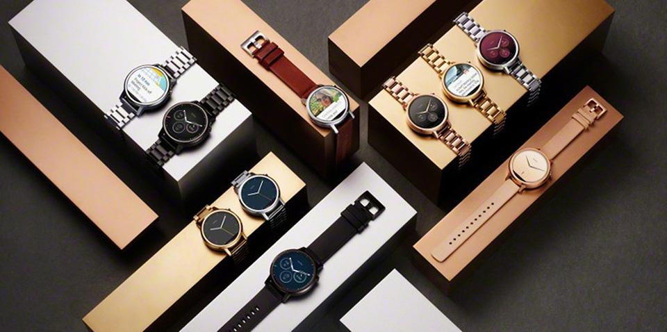 New Motorola Moto 360 Android Wear Watch 5