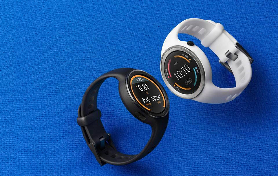 New Motorola Moto 360 Android Wear Watch 6