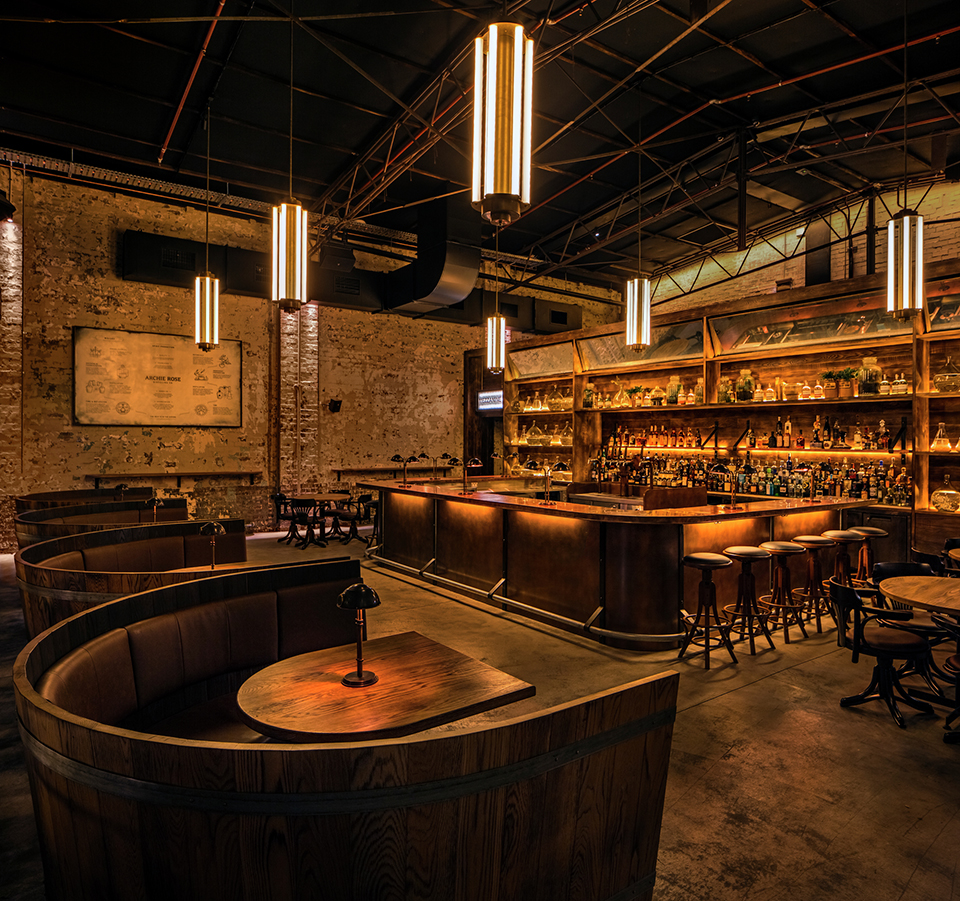 40 Cool Rustic Bar Design: Feast Your Eyes On 20 Of The World's Best Restaurant