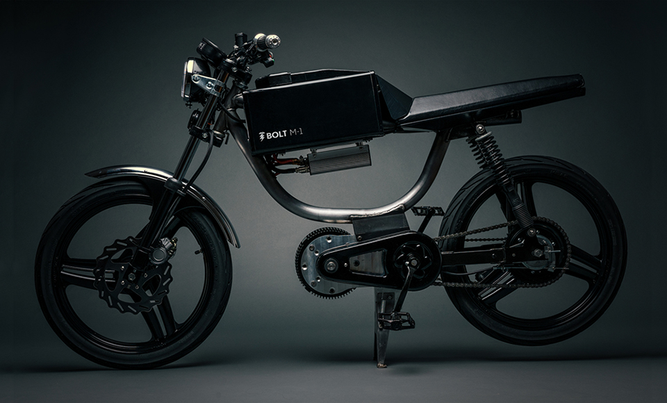 Bolt Motorbikes M1 Electric Motorcycle Moped 1