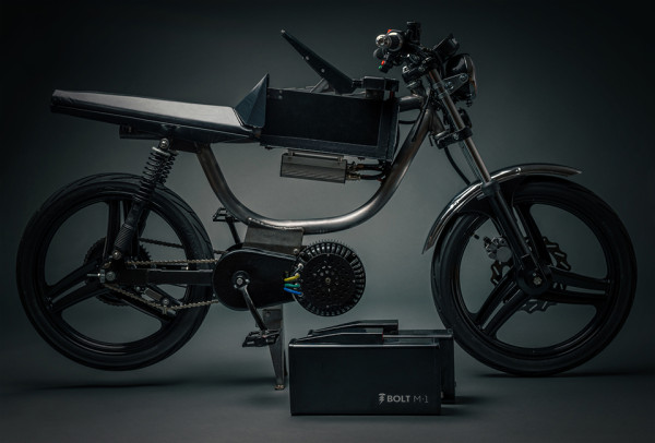 Bolt Motorbikes M1 Electric Motorcycle Moped 4