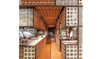 Disfrutar - Spain - El Equipo Creativo - Image Courtesy of The Restaurant and Bar Design Awards