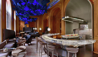 Le Bar du Plaza Athénée - France - Jouin Manku - Image Courtesy of The Restaurant and Bar Design Awards