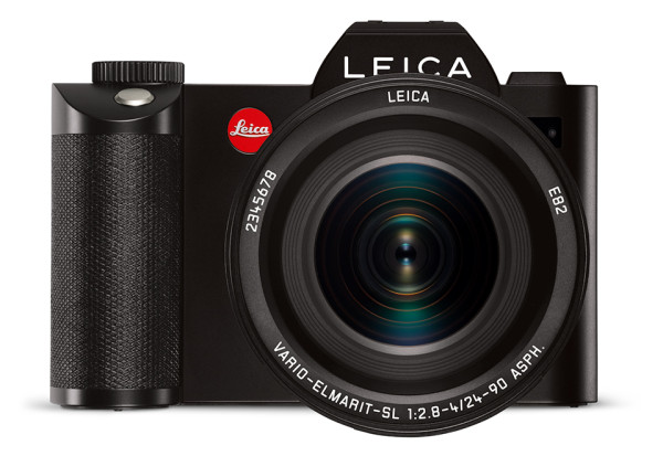 Leica SL Mirrorless Full Frame Digital Camera 2 600x413 Leica Introduces a New $12,400 Punchline for Professional Photographers