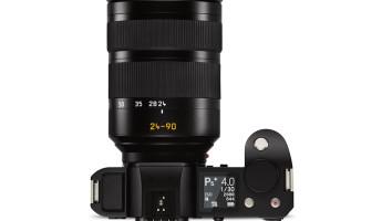Leica SL Mirrorless Full Frame Digital Camera 5