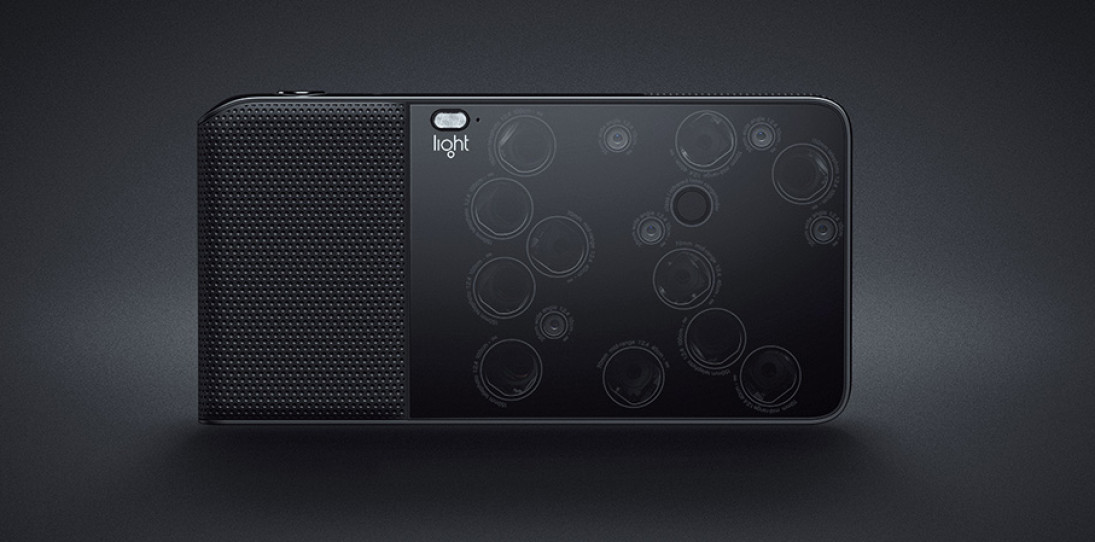 Light L16 Camera - Multi-Aperture Compact Camera - Image Courtesy Light 2