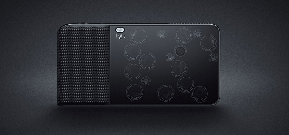 Light L16 Camera – Multi-Aperture Compact Camera – Image Courtesy Light 2