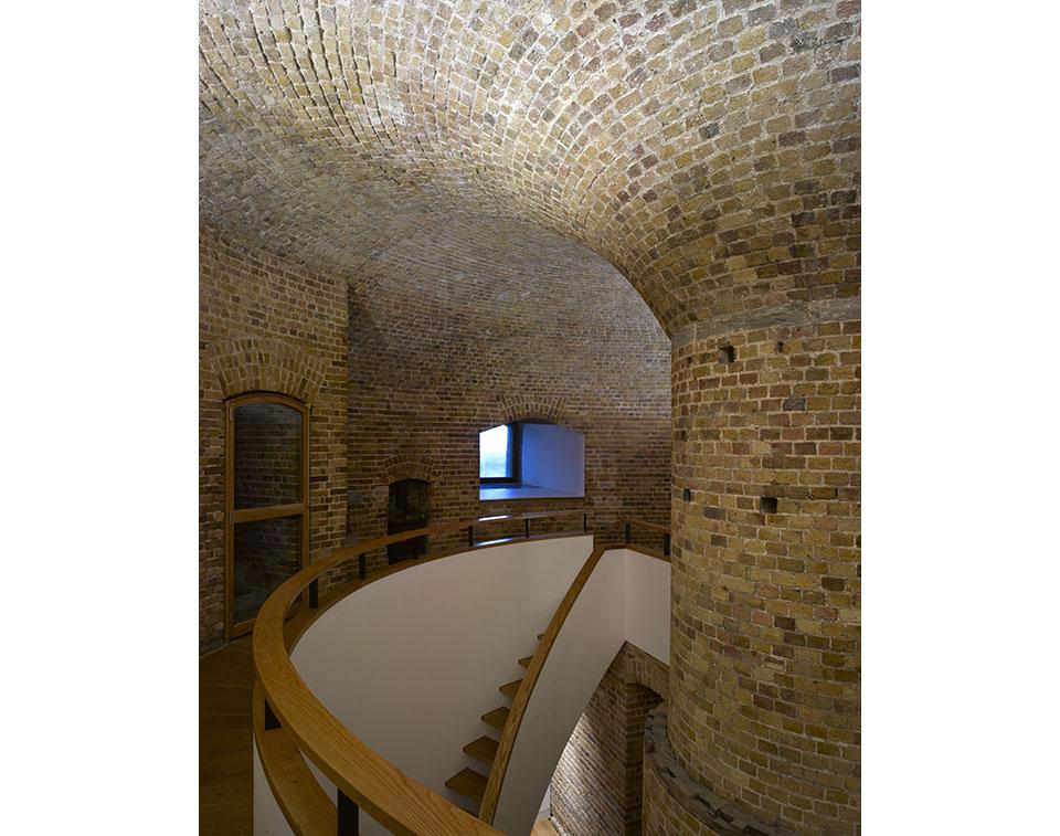 Martello Tower Refurbishment by Piercy Company 2