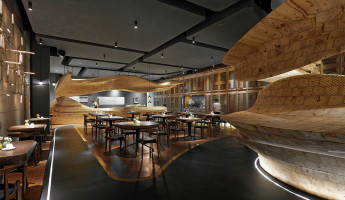 RAW - Taiwan - WEIJENBERG - Image Courtesy of The Restaurant and Bar Design Awards