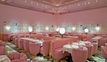 The Gallery at Sketch - London - India Mahdavi - Image Courtesy of The Restaurant and Bar Design Awards
