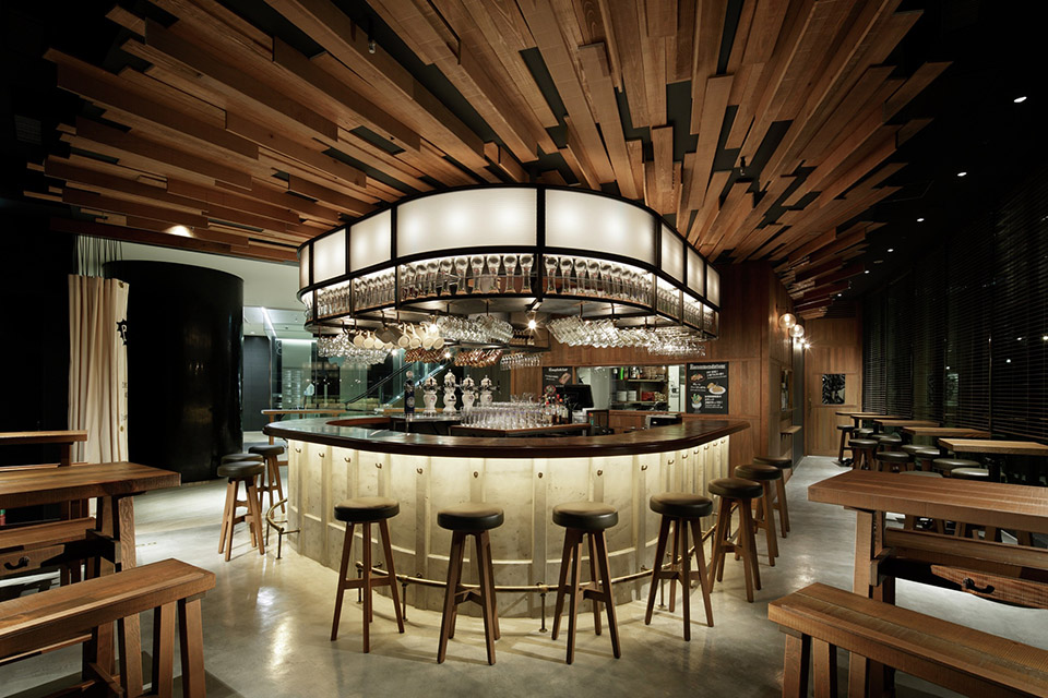 Feast Your Eyes On 20 Of The World S Best Restaurant Designs 2016