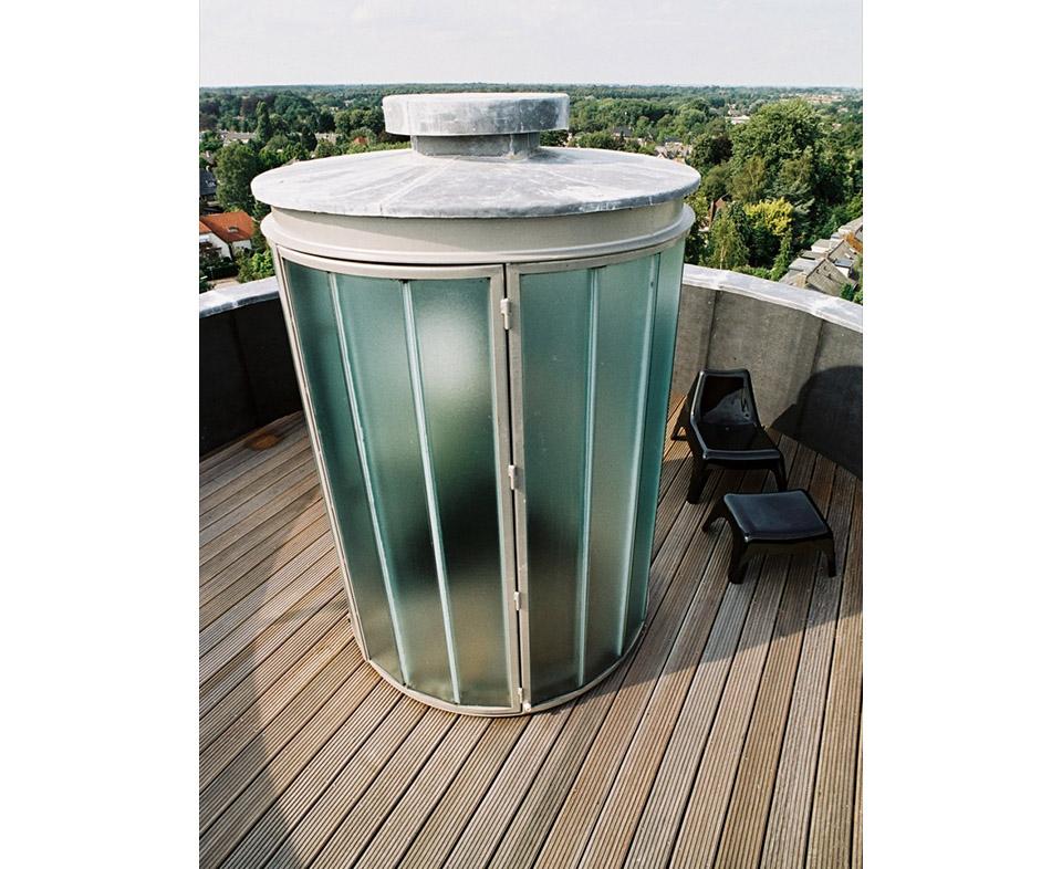 Watertower of Living by Zecc Architecten 3