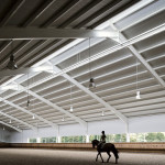sports facility design - Elite Equestrian Center by Francisco Mangado - Photo by Pedro Pegenaute 1
