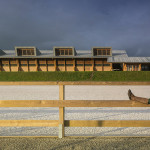 sports facility design - Equestrian Centre by Carlos Castanheira and Clara Bastai - Photography by Fernando Guerra 2