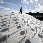 sports facility design - Sports and Arts Expansion by Bjarke Ingels Group - Photo by Jens Lindhe