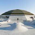 sports facility design - Street Dome Haderslev