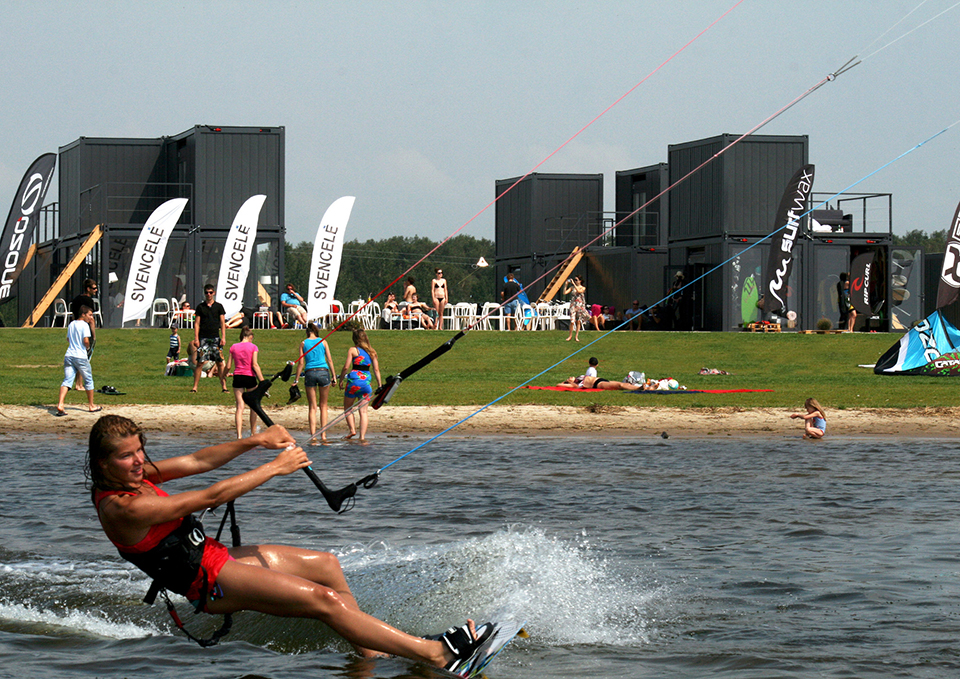 sports facility design – Svencelė Kiteboarding and Windsurfing Centre by DO Architects and Aketuri Architecktai 1