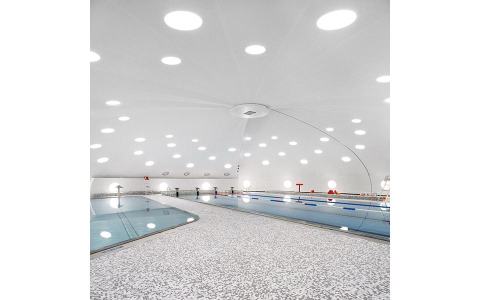sports facility design – Piscine de Lingolsheim/ URBANE KULTUR 2014