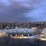 sports facility design - Tournesol Swimming Pool by Urbane Kultur - Photography by Jean Baptiste Dorner 3
