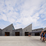 sports facility design - WMS Boathouse by Studio Gang - Photography by Steve Hall Hedrich Blessing 1