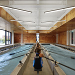 sports facility design - WMS Boathouse by Studio Gang - Photography by Steve Hall Hedrich Blessing 3