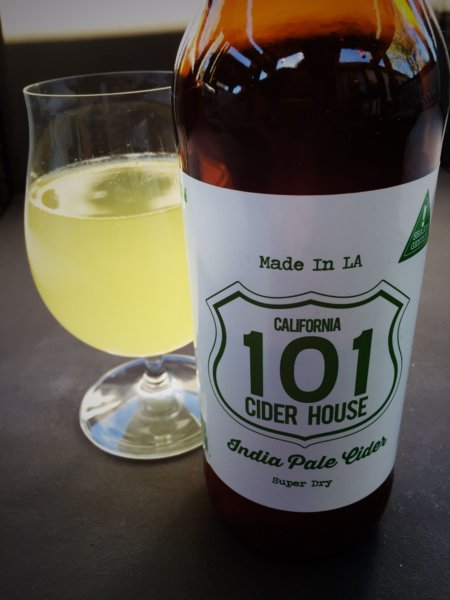 101 Cider House India Pale Ale - gluten-free beer