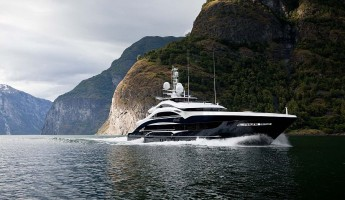 164 foot Cutsom luxury yacht Ann G by Heesen 345x200 Heesen's Superyacht Ann G: A Power Packed Display of Style and Splendor