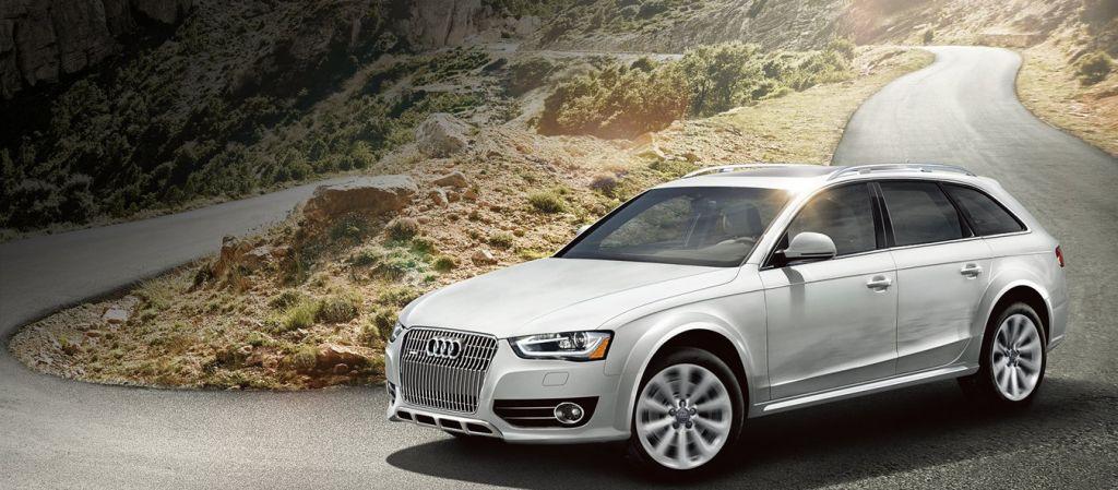 2016 Audi Allroad – exterior
