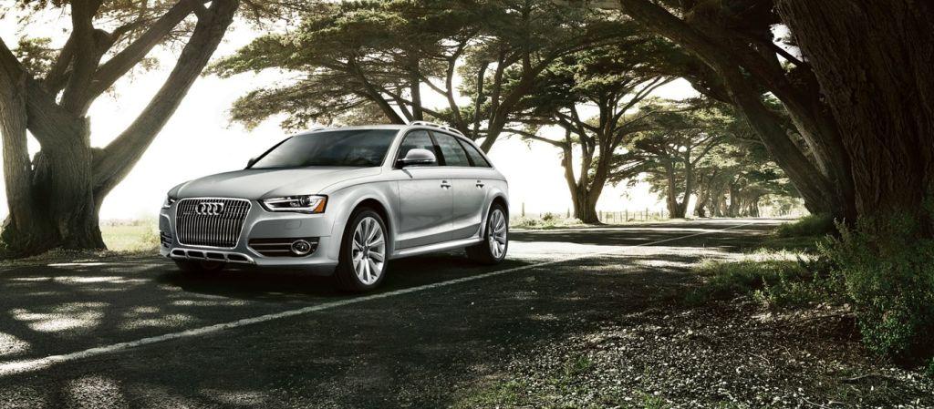 2016 Audi Allroad – forest trip