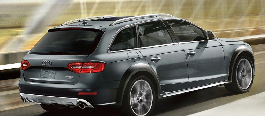 2016 Audi Allroad – grey