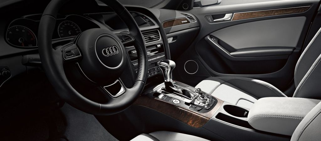 2016 Audi Allroad – interior