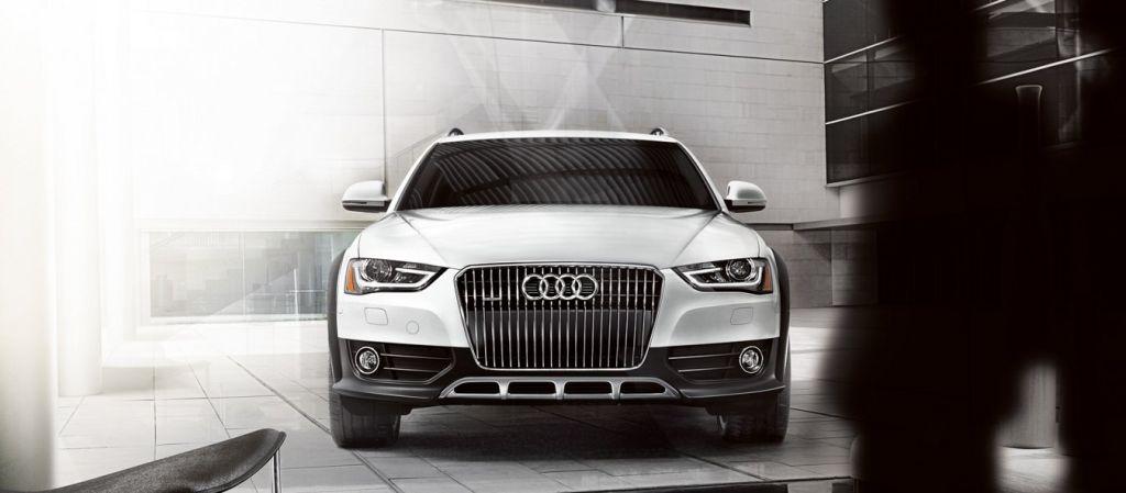 2016 Audi Allroad – white