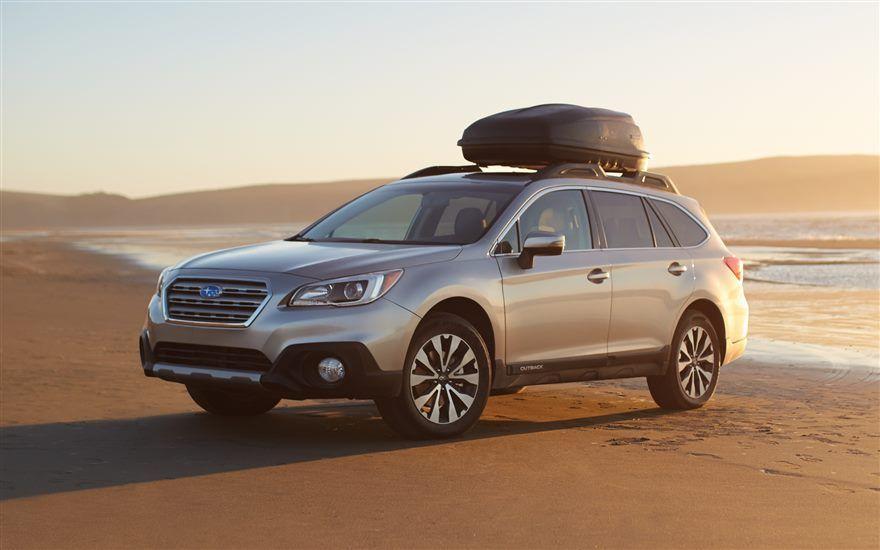 2016 Subaru Outback – hard travels