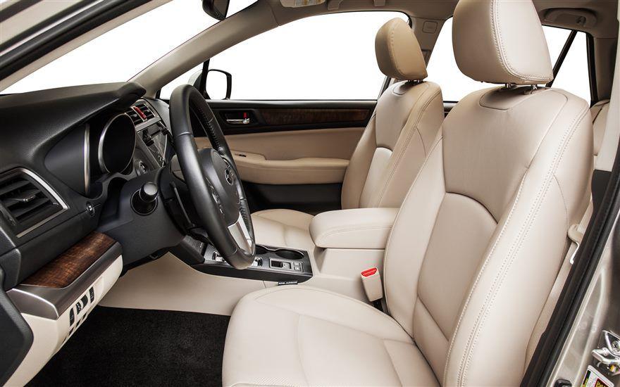 2016 Subaru Outback – interiors