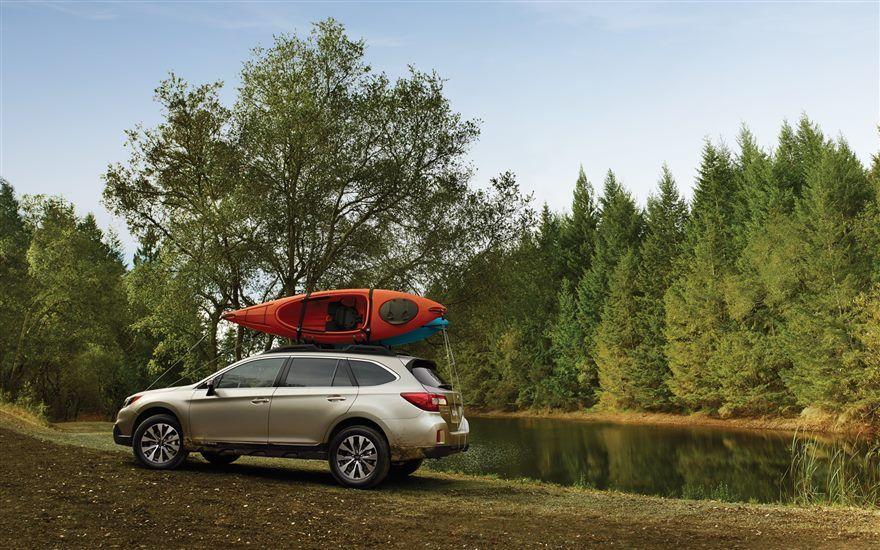 2016 Subaru Outback – lake trip