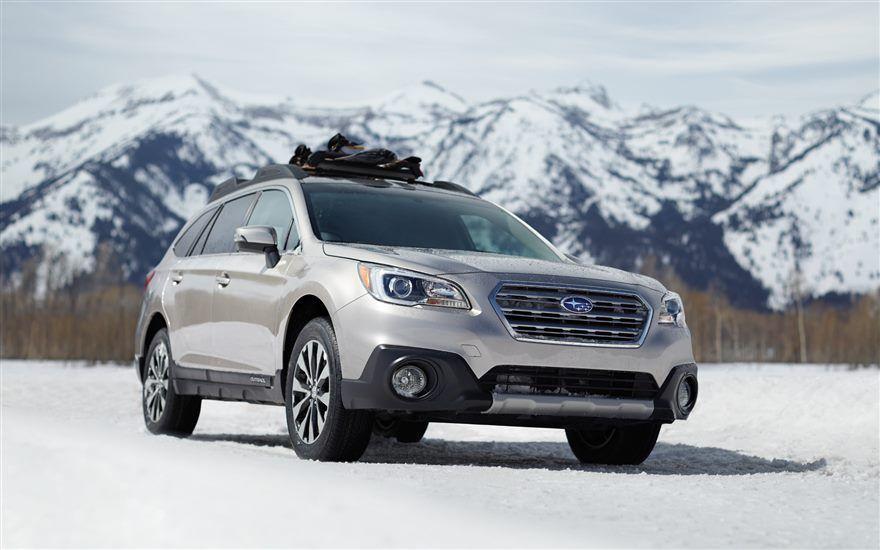 2016 Subaru Outback - winter