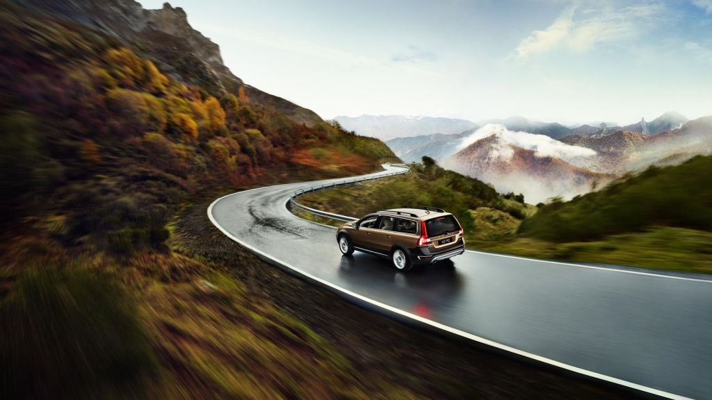 2016 Volvo XC70 – sportwagen