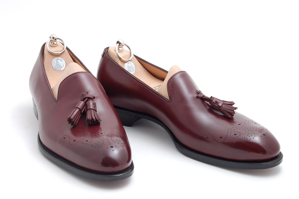 Alfred Sargents Carroll Oxblood MTO The 19 Most Elite Bespoke Footwear Shoemakers