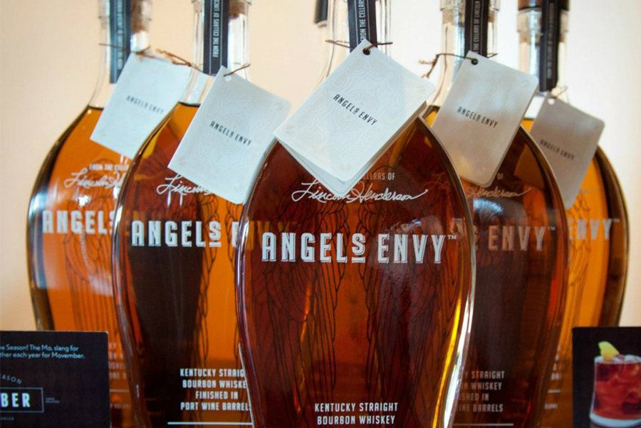 Angel's Envy - rye whiskey