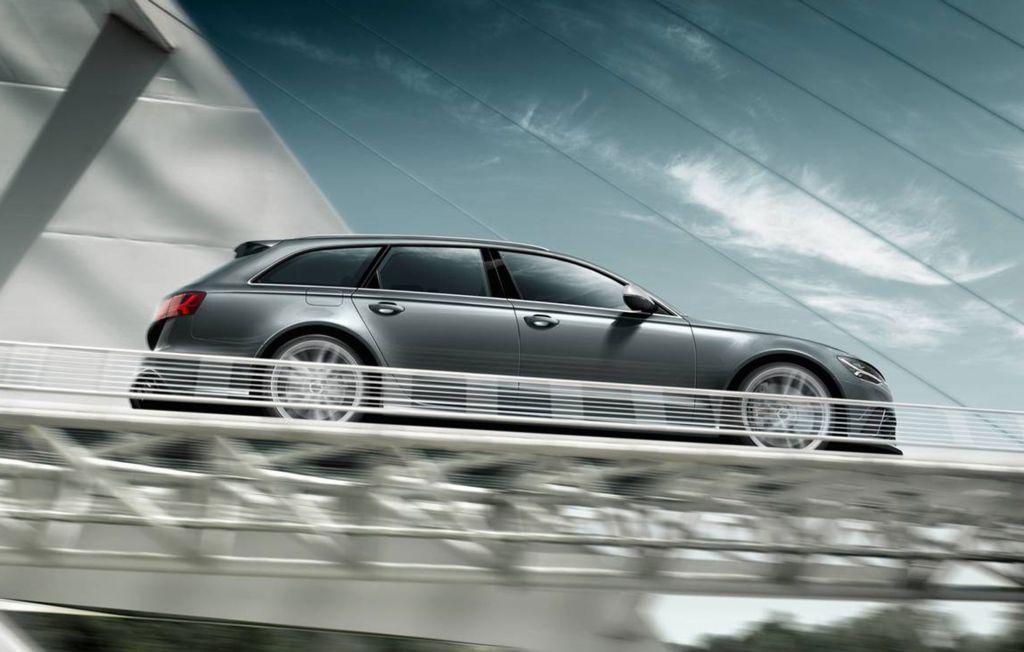 Audi RS 6 Avant – side view